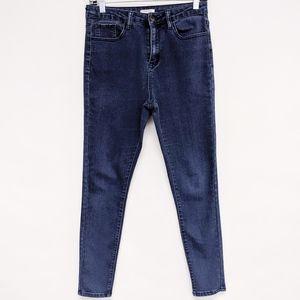 Forever 21 Jeans - forever 21 | high rise skinny denim jeans sz 28